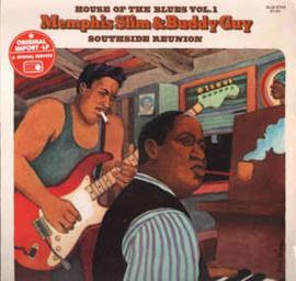 Memphis Slim & Buddy Guy – Southside Reunion