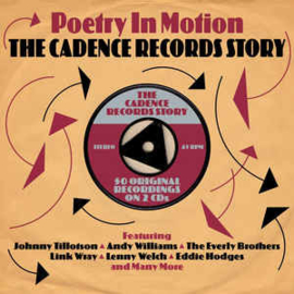 Poetry In Motion, The Cadence Records Story