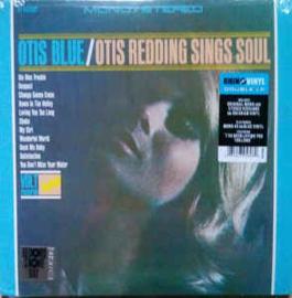 Otis Redding – Otis Blue / Otis Redding Sings Soul Sealed. Record Store Day Exclusive 2015. Number 0379 / 7500 copies