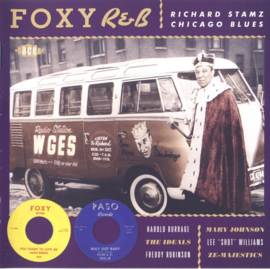 Foxy R&B Richard Stamz Chicago Blues