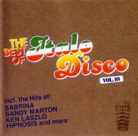 The Best Of Italo Disco Vol. 10