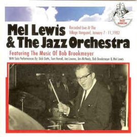 Mel Lewis & The Jazz Orchestra ‎– Featuring The Music Of Bob Brookmeyer