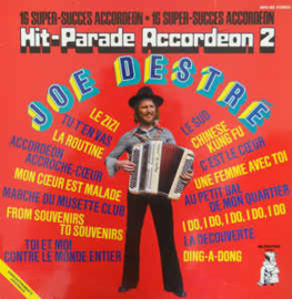 Joe Destré ‎– Hit-Parade Accordéon 2