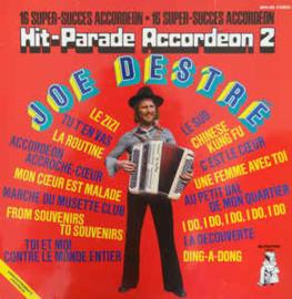 Joe Destré – Hit-Parade Accordéon 2