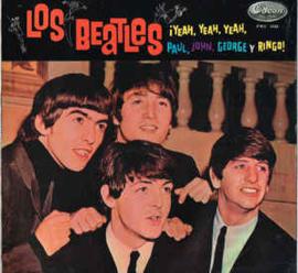 Los Beatles – ¡Yeah Yeah Yeah, Paul, John, George Y Ringo!