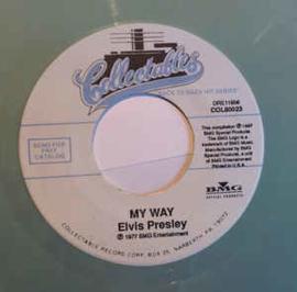 Elvis Presley – My Way / Way Down