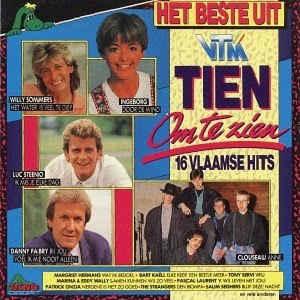 Het Beste Uit Tien Om Te Zien - 16 Vlaamse Hits