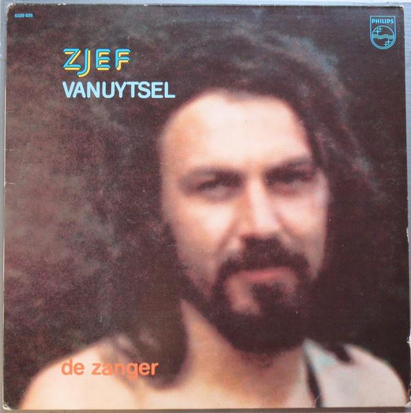 Zjef Vanuytsel – De Zanger