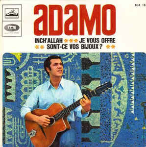 Adamo – Inch' Allah