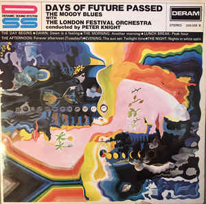The Moody Blues, The London Festival Orchestra – Days Of Future Passed