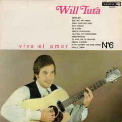 Will Tura – Will Tura N° 6 - Viva El Amor