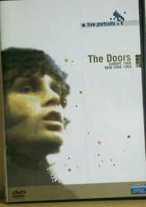 The Doors ‎– Europe 1968 - New York 1969