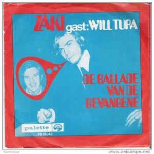 Zaki en Will Tura – De Ballade Van De Gevangene