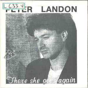 Peter Landon – There She Goes Again