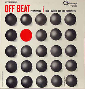 Don Lamond And His Orchestra – Off Beat Percussion