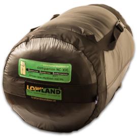 Lowland Companion NC Slaapzak EXTRA BREED - 220X100 cm - nylon/katoen - 0°C