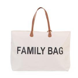 Family bag off white