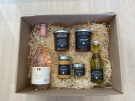 Giftbox: Taste with wine