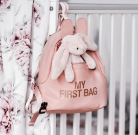 My first bag roze