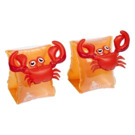 Zwembandjes krab