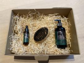 Giftbox: Beard starter kit