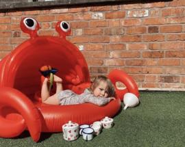 Zwembadje: krab