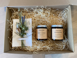 Giftbox: Relax with sunshine