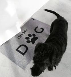 Harde mat 'Oh my dog'