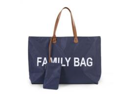 Family bag marine blauw