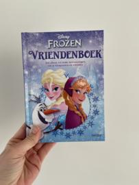 Vriendenboekje: Frozen