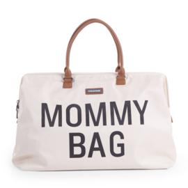 Mommy bag ecru wit