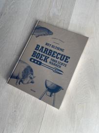 Het ultieme barbecuebook voor echte mannen
