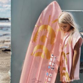 Opblaasbare matras surfboard kids