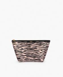 Soft tiger make-up tas