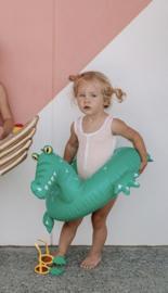 Zwemband krokodil
