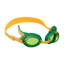 Zwembril: krokodil