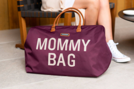 Mommy bag aubergine