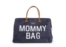 Mommy bag marine blauw