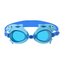 Zwembril: haai