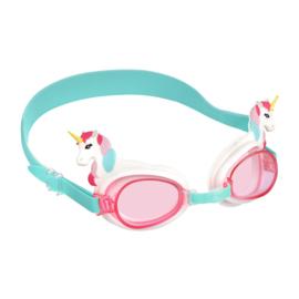 Zwembril: eenhoorn