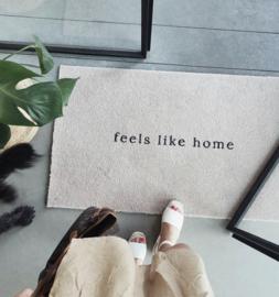 Harde mat 'Home'  L
