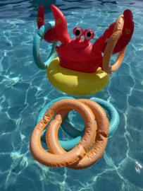 Opblaasbaar spelletje: krab