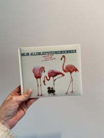 Vriendenboekje Flamingo's