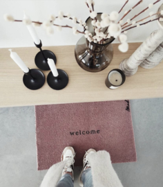 Harde mat 'Welcome'