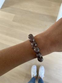 Armband Astrid donker