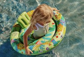 Baby zwemband jungle