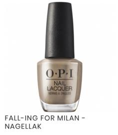 Muse of Milan- Fall-ing for Milan
