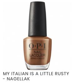Muse of Milan- My Italian is A Little Rusty