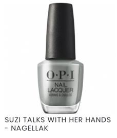 Muse of Milan- Suzuki Talks with Her Hands