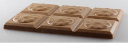 Chocoladereep Zeeuwse Knoop melk